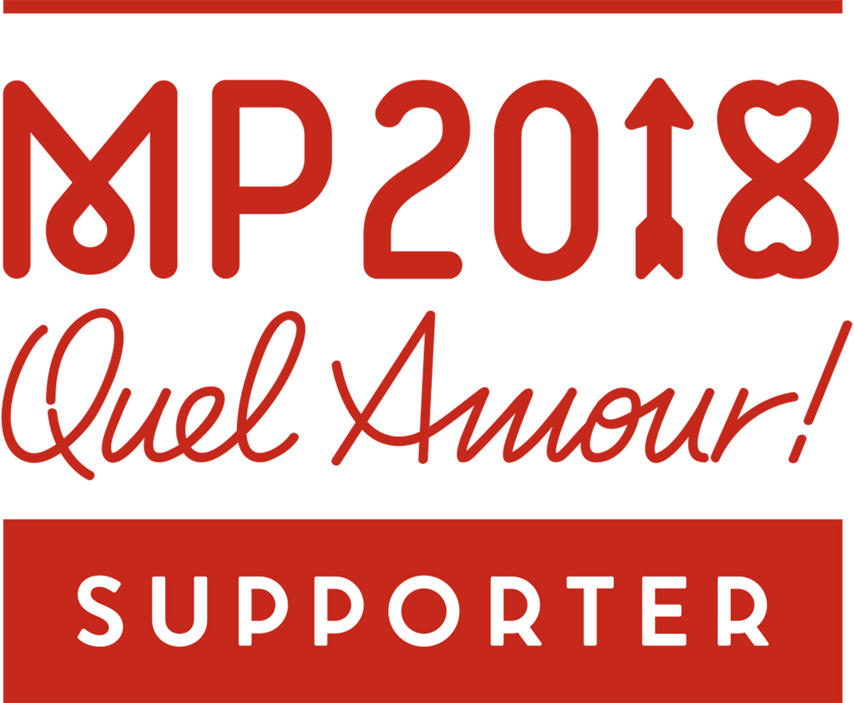 MP2018 logo supporter